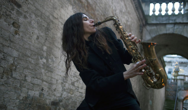 PJ Harvey will record her new album as a live exhibition at Somerset House