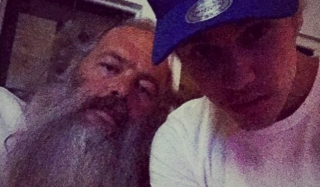 Justin Bieber is working with Rick Rubin