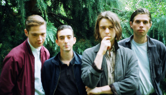 Danish punk band Ice Age to play Bristol's The Fleece in May