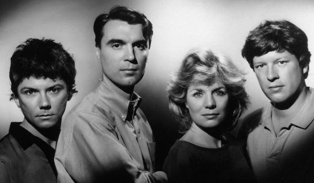 An entire concert film of Talking Heads in their 1980 prime has surfaced