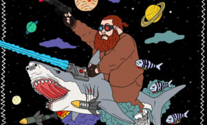 Stream Action Bronson's 'Actin Crazy', produced by 40