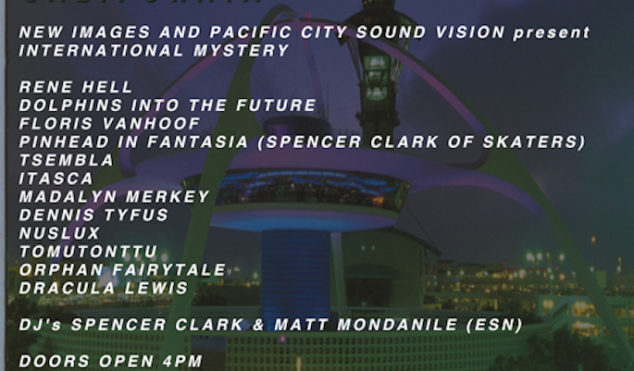 Ducktails and Spencer Clark curate experimental music festival this weekend in LA