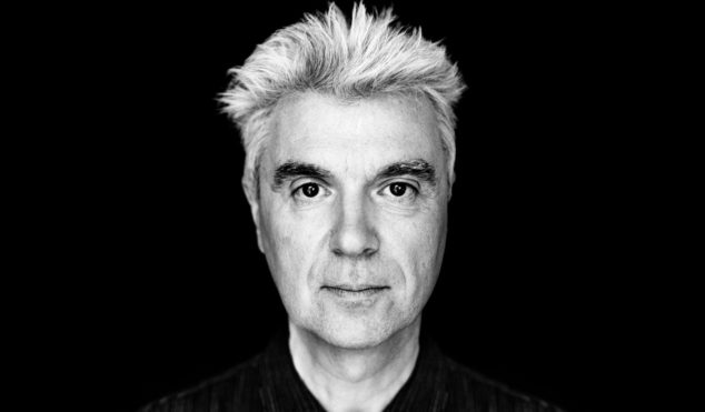 David Byrne to curate Meltdown festival