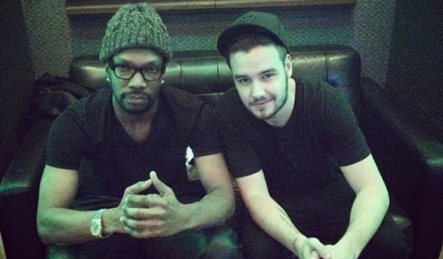 Juicy J is working with One Direction's Liam Payne