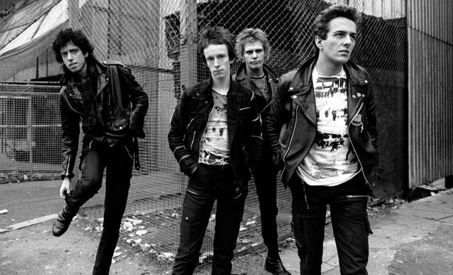 Watch unseen footage of The Clash's 1977 New Year's gig at The Roxy