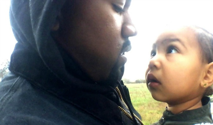 Spike Jonze directs Kanye West's 'Only One' video ...