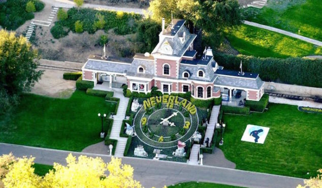 Michael Jackson's Neverland Ranch may become a therapy center for sexually abused children