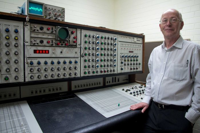 Rare Doctor Who-era synthesizer restored after decades in storage