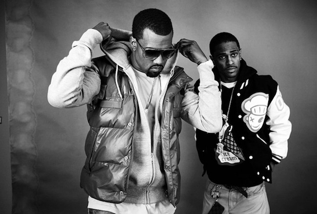 Hear Big Sean's 'All Your Fault' featuring Kanye West