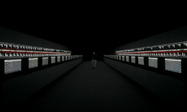 Ryoji Ikeda to present CERN-inspired supersymmetry exhibition in London