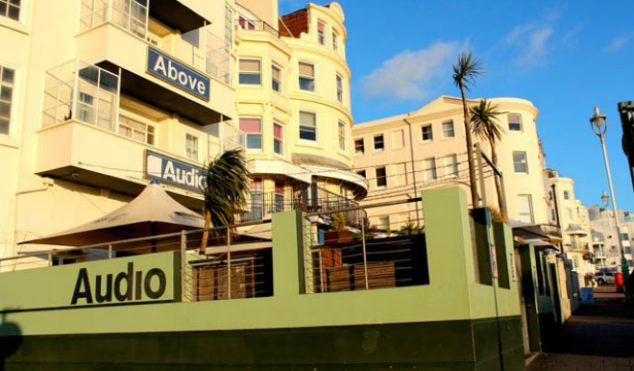 Brighton's seafront club Audio to reopen as Patterns in May