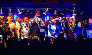 Watch footage of the Dipset reunion show in New York City