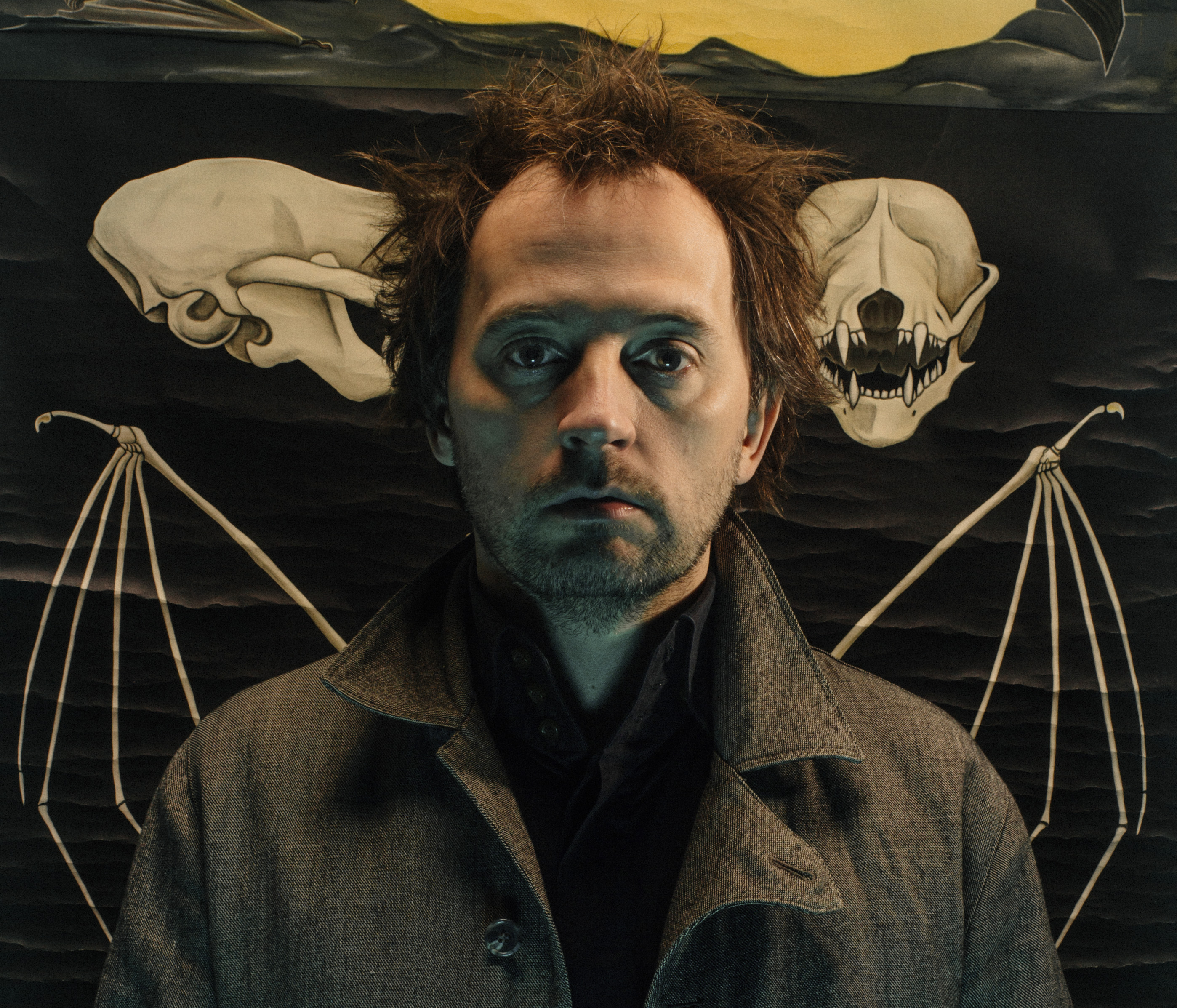 Squarepusher announces Damogen Furies LP, download a glitchy new track