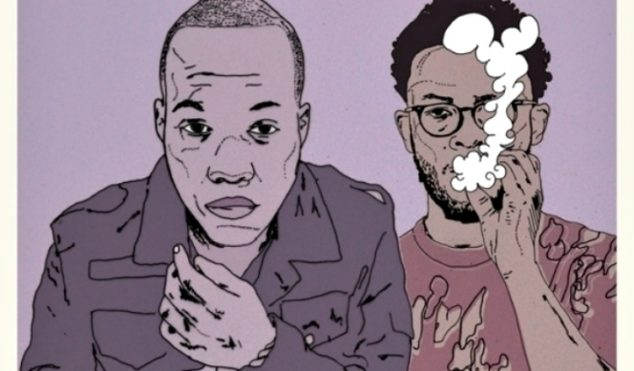 Stones Throw acts Knxwledge and Anderson.Paak unite as NxWorries –hear 'Suede'