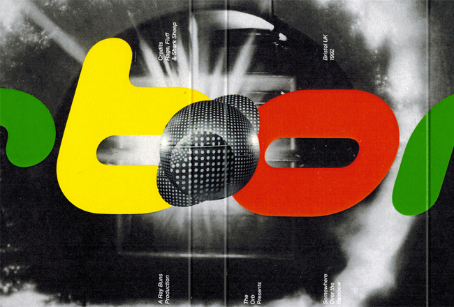 Rare live recording of The Orb now available on bootleg cassette