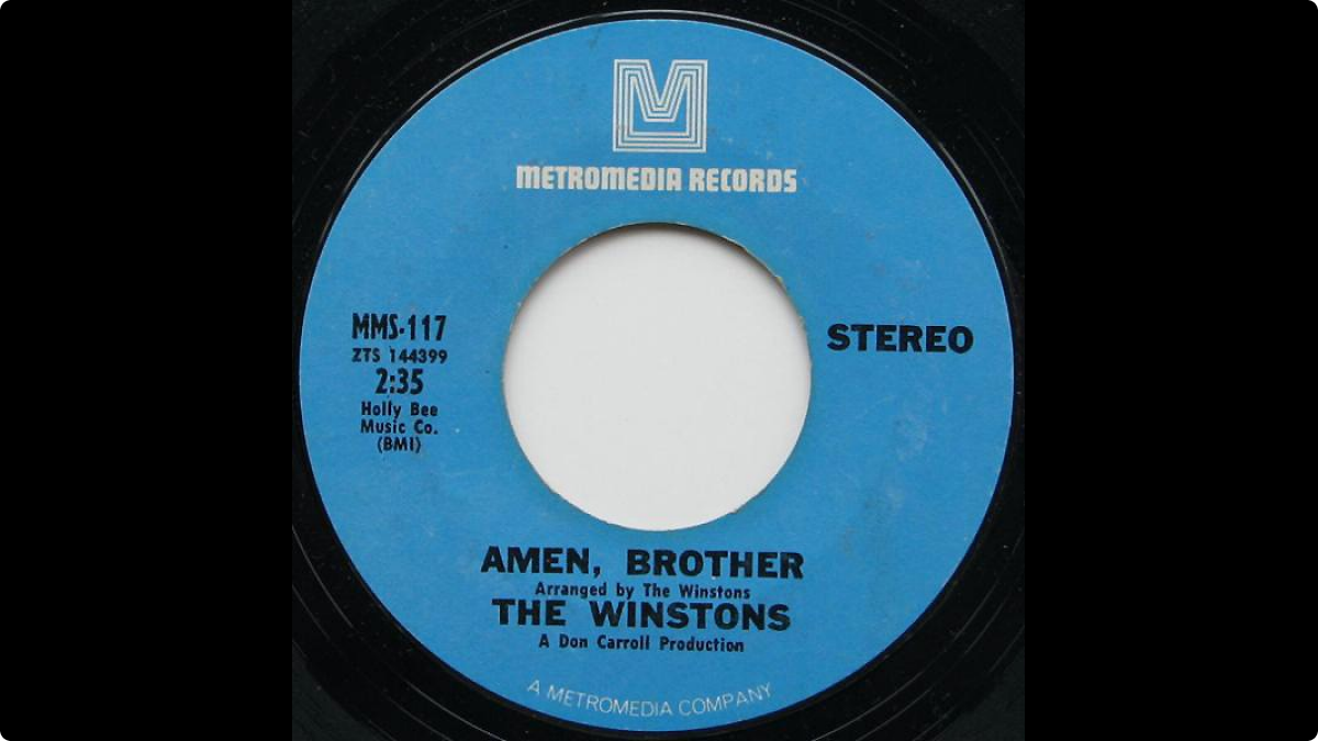 Give something back to the man behind the Amen break with this GoFundMe