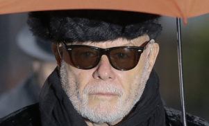 Gary Glitter jailed for 16 years for historical sexual abuse
