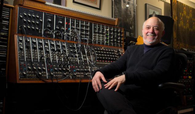 Craig Leon reinterprets classical music with a modular synth on Bach to Moog