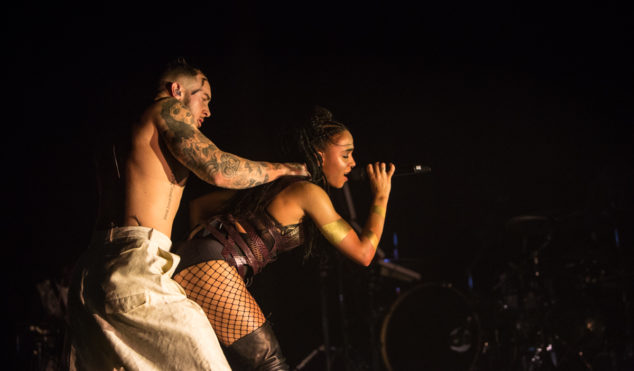 Photos: FKA Twigs live at the Roundhouse, London