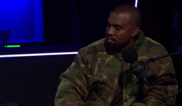Watch Kanye West's new interview with BBC Radio 1's Zane Lowe