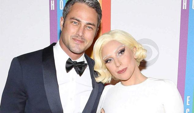 Lady Gaga is engaged
