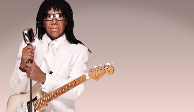 Warner Bros. signs Nile Rodgers and Chic; new album due in June