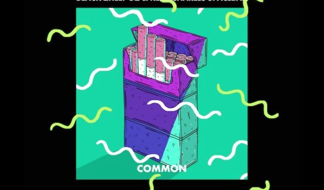 Baltimore up-and-comer Black Zheep DZ teams with Awful's KeithCharles SpaceBar for ominous 'Common'