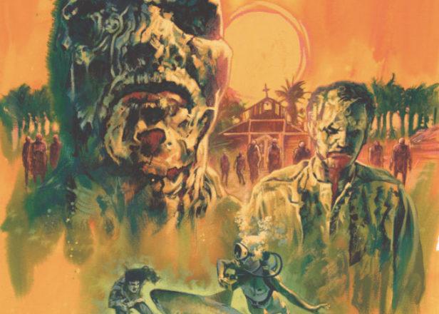Zombi 2 Maniac Cop 2 Reissued By Death Waltz Mondo