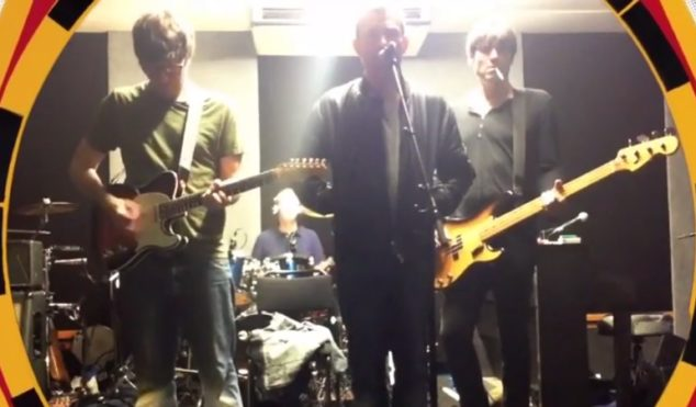 Watch the video for Blur's new single 'There Are Too Many Of Us'