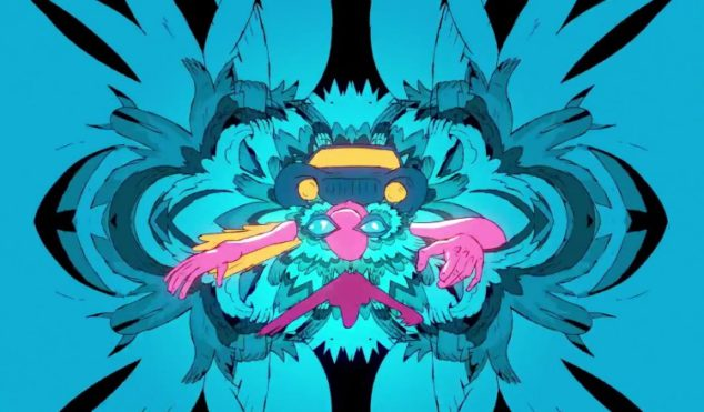 Watch Dan Deacon's nine-part animation for 'When I Was Done Dying'