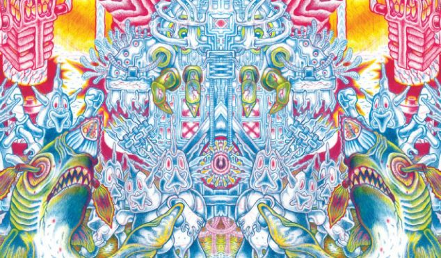 Ekoplekz announces third album for Planet Mu, Reflekzionz