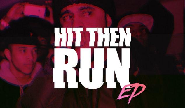 Download rising London MC Jammz' Hit Then Run EP
