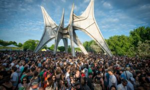 Bandwidth: As electronic music festivals get bigger, are they in danger of becoming stale?