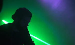 Space Dimension Controller: Live on FACT stage at Bloc 2015