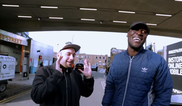 Peter Rosenberg and Stormzy: Bagels and Shots