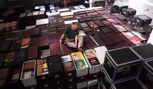 World S Biggest Record Collection To Become Listenable Archive