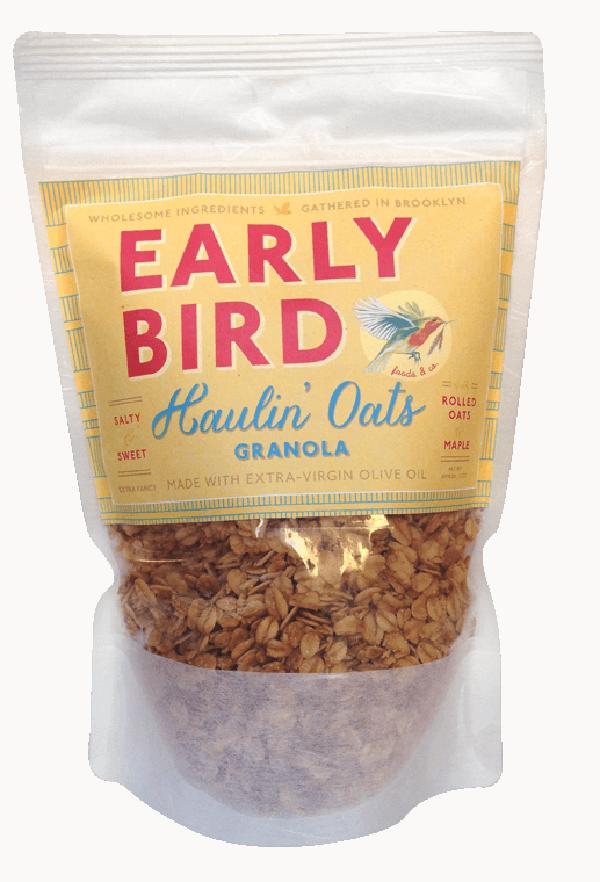 Hall & Oates sue Brooklyn makers of Haulin' Oats granola