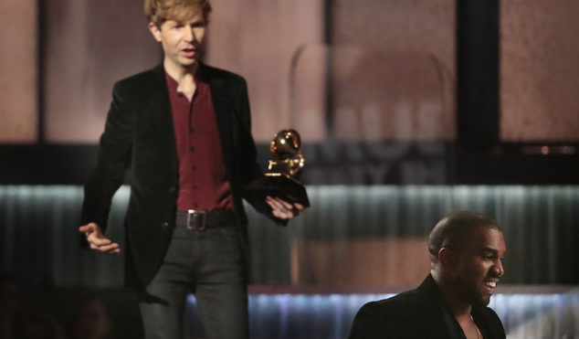 A Beck fan who owns Loser.com has made it redirect to Kanye West's Wikipedia page