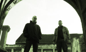 Industrial techno pairs Dronelock and Ontal join forces for The Topics LP — stream the first track