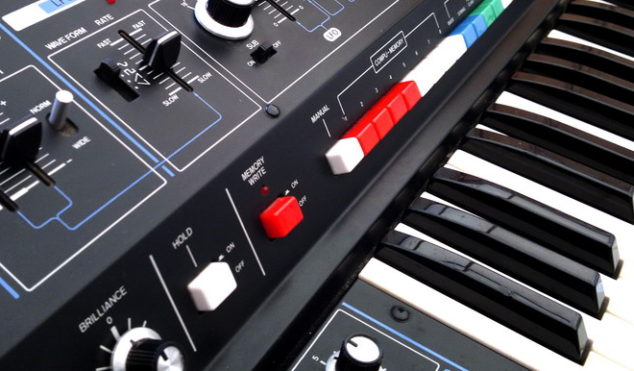 Roland releases Plug-Out emulation of vintage Promars synth for AIRA System-1
