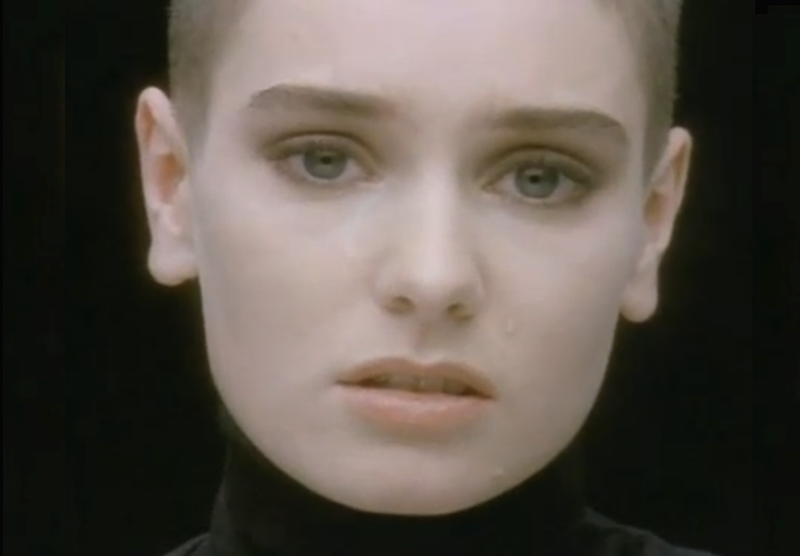 Sinead O'Connor will no longer perform 'Nothing Compares 2 U'