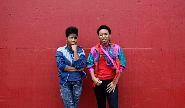 Sub Pop astral travelers THEESatisfaction introduce their quietly thrilling new album EarthEE