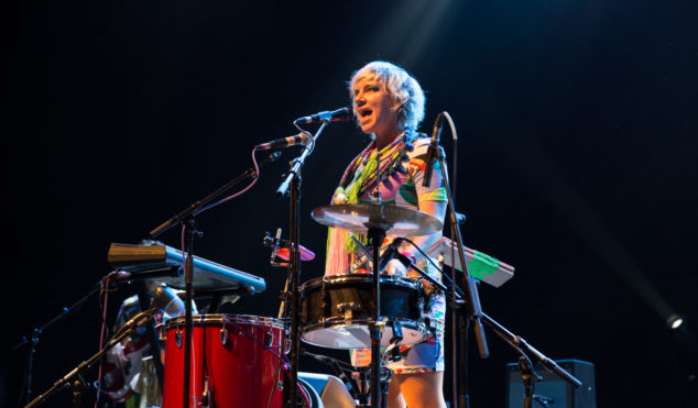 Photos: Tune-Yards live at Royal Festival Hall, London