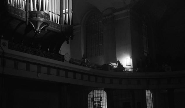 John Chantler preps church organ-filled Still Light, Outside, shares looming title track
