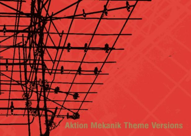 Marcel Dettmann, Kobosil and Norman Nodge remix Terence Fixmer for Ostgut Ton