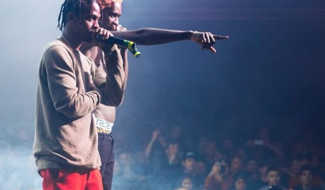 Travi$ Scott and Young Thug – Live from Houston, Texas