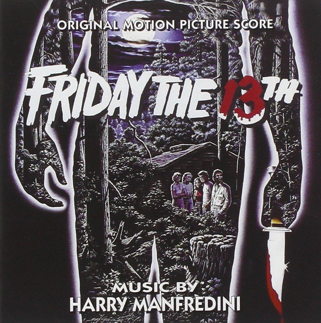 Friday 13th Harry Manfredini
