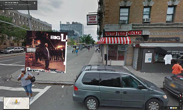 google street iew