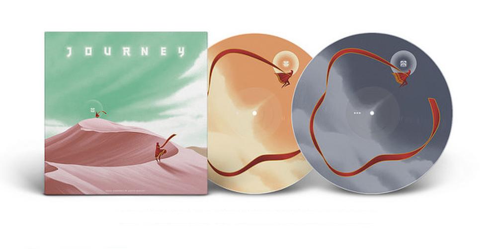 Playstation announces vinyl release of Journey score