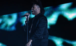Watch The Weeknd's Coachella performance